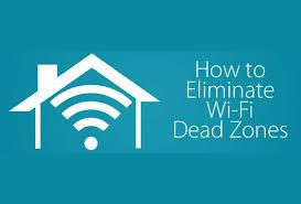 Napraw martwe strefy WiFi
